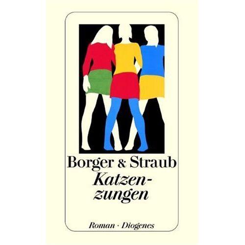 Martina Borger - Katzenzungen - Preis vom 03.05.2021 04:57:00 h