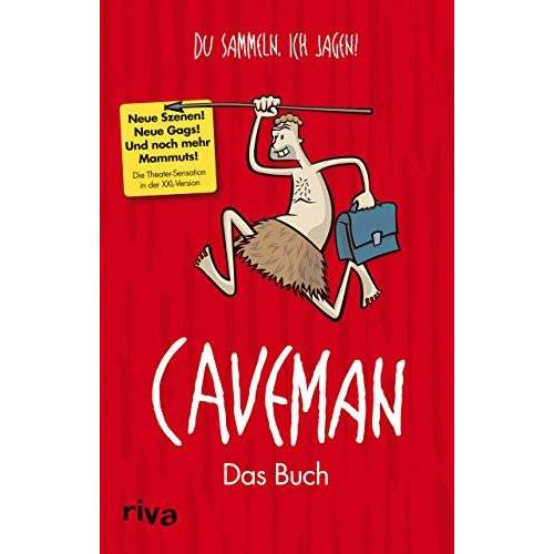 Daniel Wiechmann - Caveman: Das Buch - Preis vom 25.02.2020 06:03:23 h