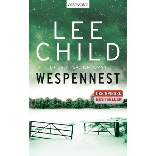 Lee Child - Wespennest: Ein Jack-Reacher-Roman - Preis vom 14.04.2021 04:53:30 h
