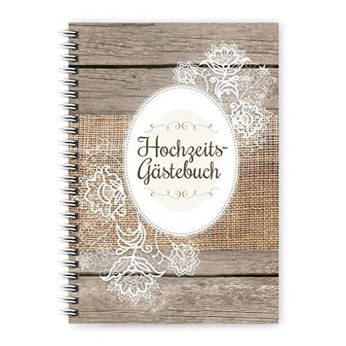 familia Verlag - Hochzeits-Gästebuch: Mit den liebsten Glückwünschen an das Brautpaar - Preis vom 28.03.2020 05:56:53 h