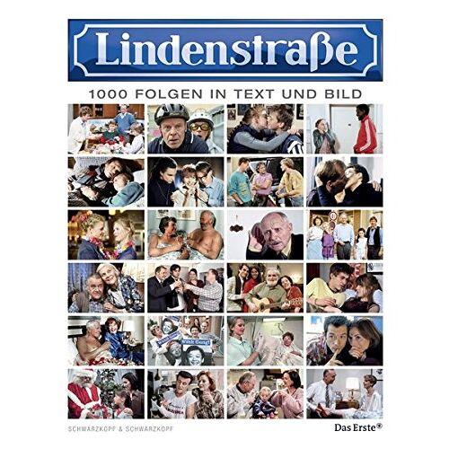Geisendörfer, Hans W - Lindenstrasse - limitierte Jubiläumsausgabe in 2 Bänden - Preis vom 10.05.2021 04:48:42 h