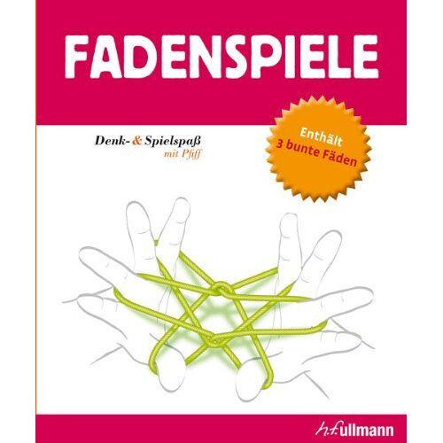 Daniel Picon - Fadenspiele: Denk-und Spielspaß mit Pfiff - Preis vom 14.04.2021 04:53:30 h