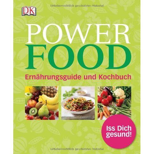 Susan Curtis - Power Food: Ernährungsguide und Kochbuch - Preis vom 06.09.2020 04:54:28 h