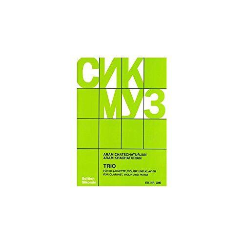 - Trio. Klarinette, Violine, Klavier - Preis vom 20.10.2020 04:55:35 h