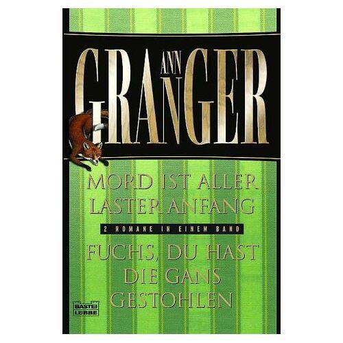 Ann Granger - Mord ist aller Laster Anfang - Preis vom 16.04.2021 04:54:32 h