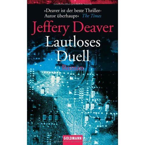 Jeffery Deaver - Lautloses Duell: Roman - Preis vom 16.05.2021 04:43:40 h