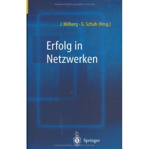 Joachim Milberg - Erfolg in Netzwerken - Preis vom 28.10.2020 05:53:24 h