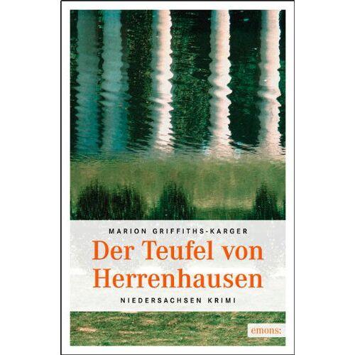 Marion Griffiths-Karger - Der Teufel von Herrenhausen - Preis vom 14.05.2021 04:51:20 h