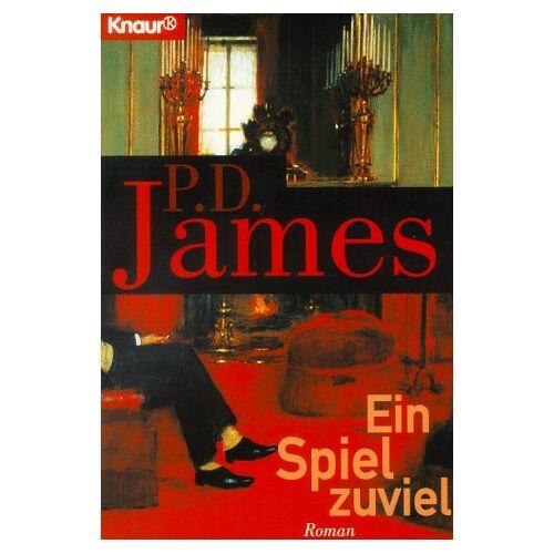 James, P. D. - Ein Spiel zuviel. - Preis vom 05.09.2020 04:49:05 h