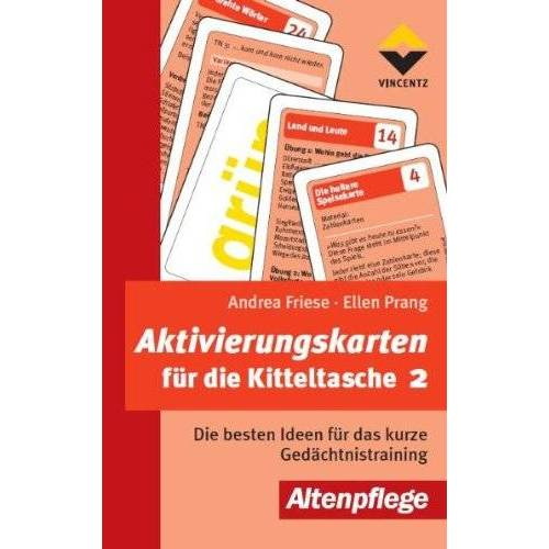Andrea Friese - Aktivierungskarten für die Kitteltasche 2 - Preis vom 18.02.2020 05:58:08 h