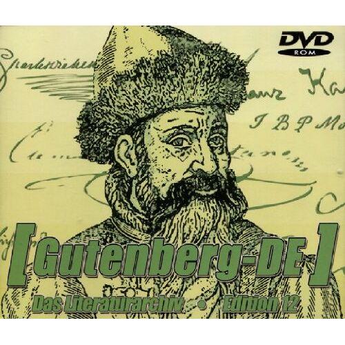 - Das Projekt Gutenberg [DVD] - Preis vom 15.05.2021 04:43:31 h