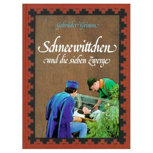Jacob Grimm - Schneewittchen und die sieben Zwerge - Preis vom 29.10.2020 05:58:25 h