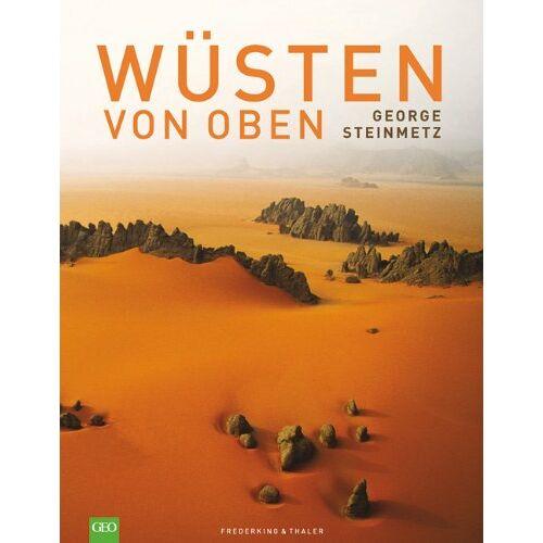 George Steinmetz - Wüsten von oben - Preis vom 14.04.2021 04:53:30 h
