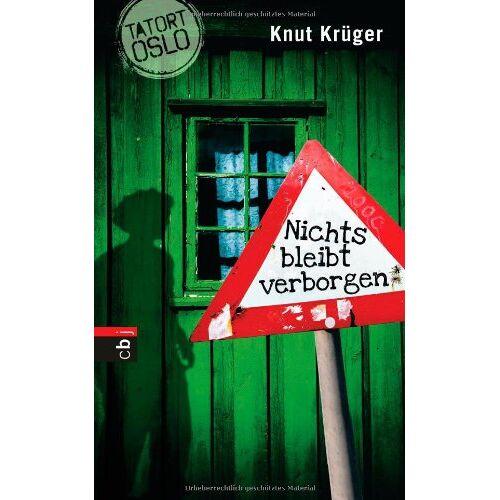Knut Krüger - Tatort Oslo - Nichts bleibt verborgen: Band 2 - Preis vom 06.09.2020 04:54:28 h