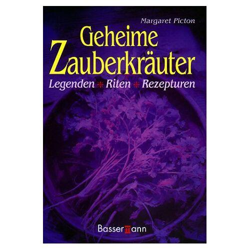 Margaret Picton - Geheime Zauberkräuter - Preis vom 05.05.2021 04:54:13 h