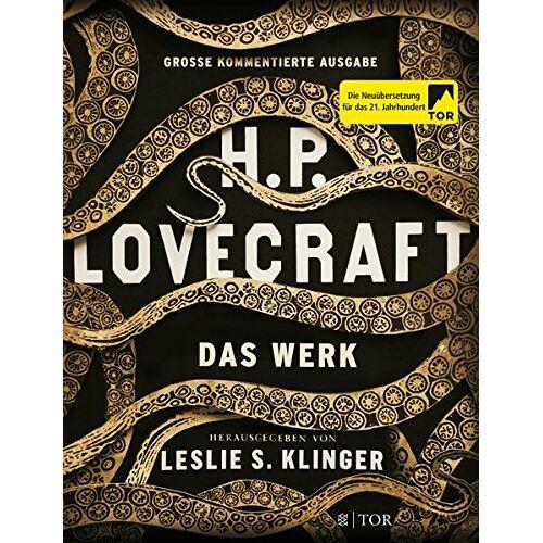 Lovecraft, H. P. - H. P. Lovecraft. Das Werk - Preis vom 18.01.2020 06:00:44 h