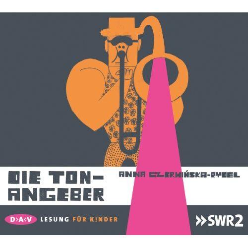 Anna Czerwinska-Rydel - Die Ton-Angeber (1 CD) - Preis vom 04.10.2020 04:46:22 h