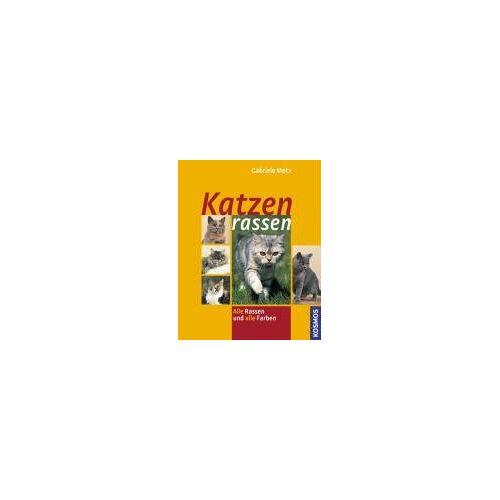 Metz Katzenrassen: Alle Rassen und alle Farben - Preis vom 12.04.2021 04:50:28 h