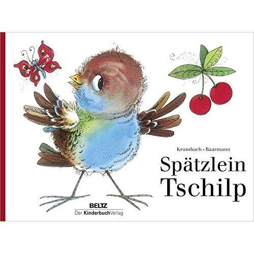 Walter Krumbach - Spätzlein Tschilp - Preis vom 12.04.2021 04:50:28 h