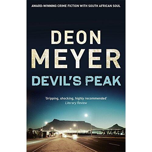 Deon Meyer - Devil's Peak (Benny Griessel) - Preis vom 03.05.2021 04:57:00 h