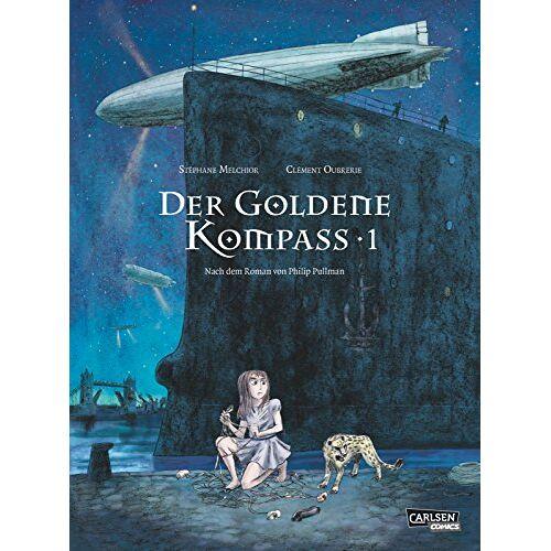Philip Pullman - Der goldene Kompass (Comic), Band 1: Der goldene Kompass - Preis vom 17.01.2020 05:59:15 h