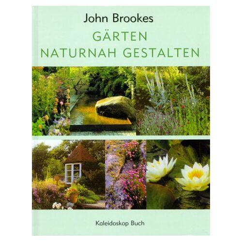 John Brookes - Gärten naturnah gestalten - Preis vom 05.05.2021 04:54:13 h