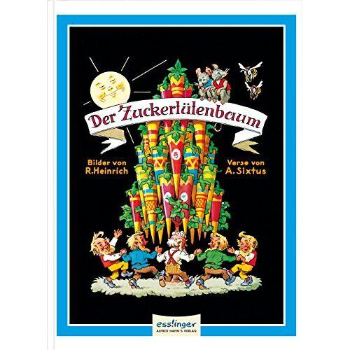 Albert Sixtus - Der Zuckertütenbaum - Mini-Ausgabe - Preis vom 06.03.2021 05:55:44 h