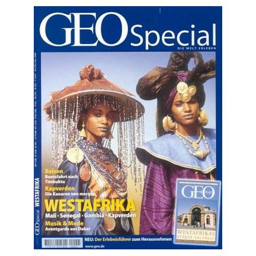- Geo Special Kt, Westafrika - Preis vom 18.04.2021 04:52:10 h