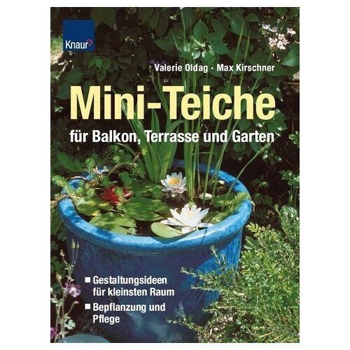 Oldag - Miniteiche für Balkon, Terrasse und Garten - Preis vom 21.10.2020 04:49:09 h