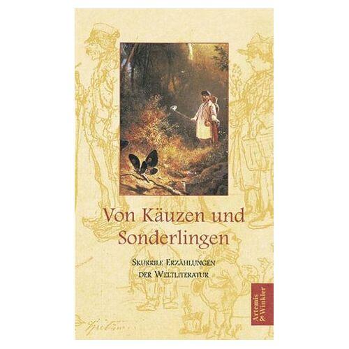Klaus Seehafer - Von Käuzen und Sonderlingen - Preis vom 05.09.2020 04:49:05 h