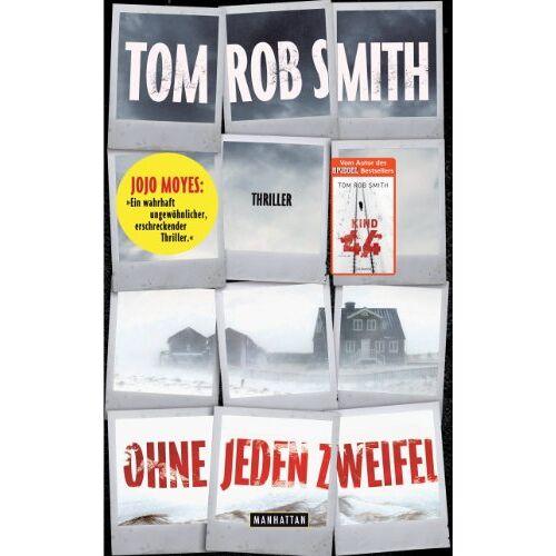 Smith, Tom Rob - Ohne jeden Zweifel: Thriller - Preis vom 03.09.2020 04:54:11 h