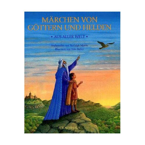 Burleigh Muten - Märchen von Göttern und Helden - Preis vom 15.04.2021 04:51:42 h
