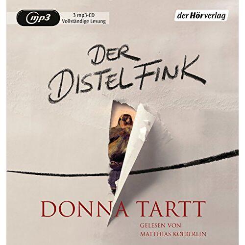 Donna Tartt - Der Distelfink - Preis vom 05.09.2020 04:49:05 h