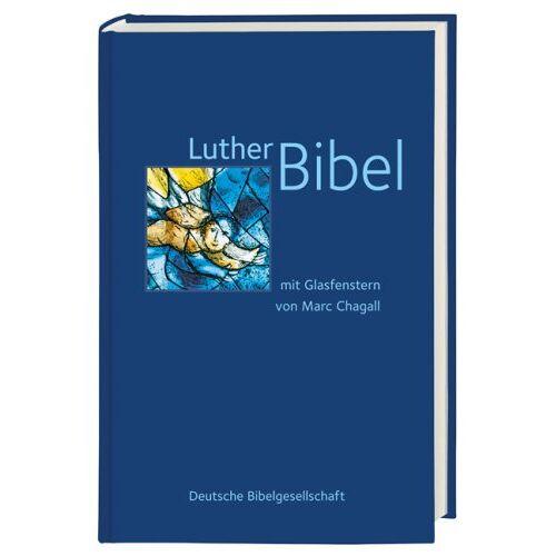 - Lutherbibel. Mit Glasfenstern von Marc Chagall - Preis vom 05.05.2021 04:54:13 h