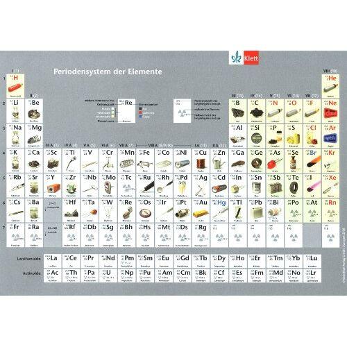 - Periodensystem der Elemente - Preis vom 19.10.2019 05:00:42 h
