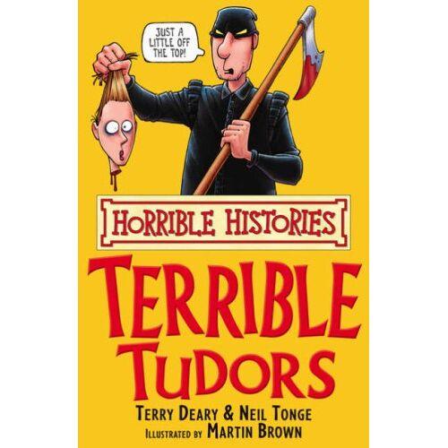 Terry Deary - Terrible Tudors (Horrible Histories) - Preis vom 07.05.2021 04:52:30 h