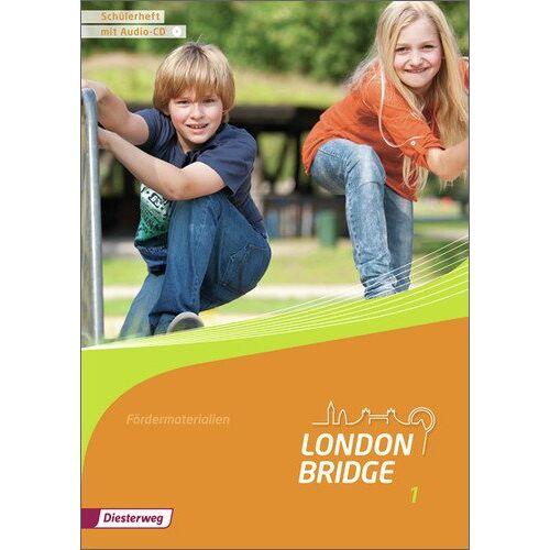 - London Bridge: Schülerheft 1 mit Audio-CD: Schülerheft 1. 5. Schuljahr mit Audio CD - Preis vom 18.10.2020 04:52:00 h