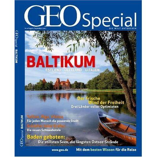 - GEO Special Baltikum: Estland, Lettland, Litauen: 4/2007 - Preis vom 13.05.2021 04:51:36 h