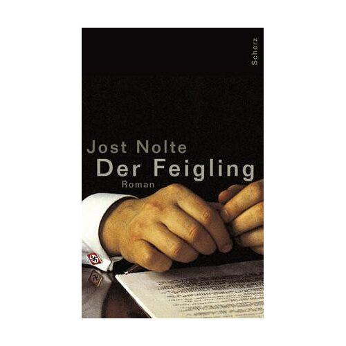Jost Nolte - Der Feigling - Preis vom 21.10.2020 04:49:09 h
