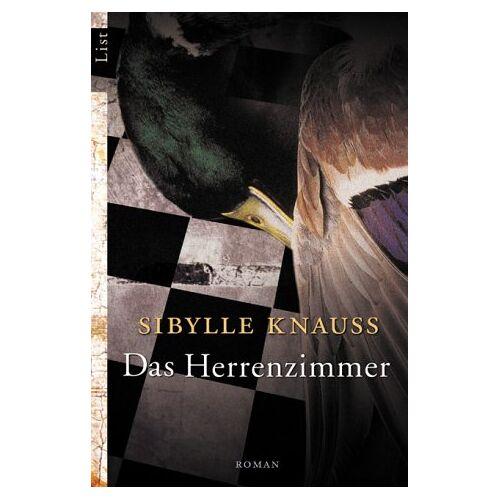 Sibylle Knauss - Das Herrenzimmer - Preis vom 16.05.2021 04:43:40 h