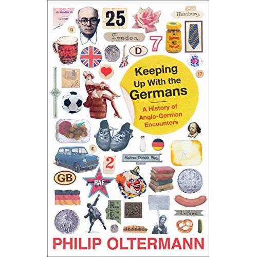 Philip Oltermann - Keeping Up with the Germans - Preis vom 18.04.2021 04:52:10 h