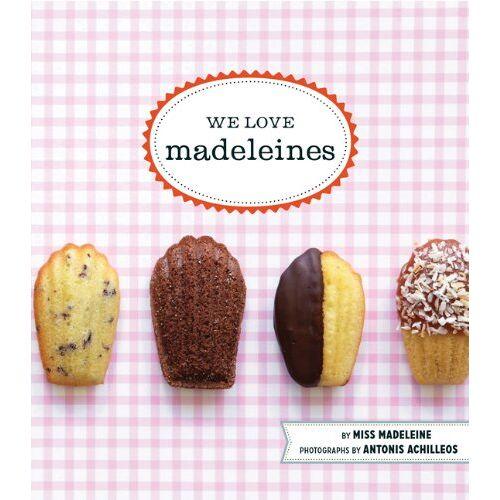 Miss Madeleine - We Love Madeleines - Preis vom 27.02.2021 06:04:24 h