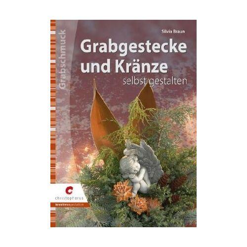Braun Grabgestecke und Kränze selbst gestalten - Preis vom 06.05.2021 04:54:26 h