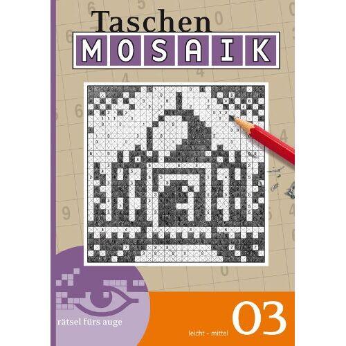 Conceptispuzzles - Mosaik-Rätsel 03 - Preis vom 18.10.2020 04:52:00 h