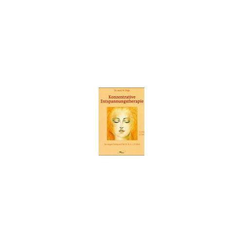 Wilfried Dogs - Konzentrative Entspannungstherapie - Preis vom 23.10.2020 04:53:05 h