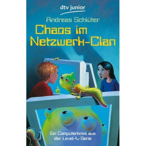 Andreas Schlüter - Chaos im Netzwerk-Clan: Ein Computerkrimi aus der Level 4-Serie - Preis vom 12.07.2020 05:06:42 h