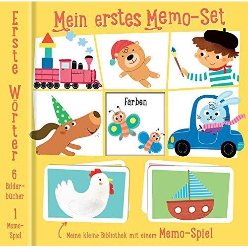 - Mein erstes Memo-Set - Erste Wörter - Preis vom 16.05.2021 04:43:40 h