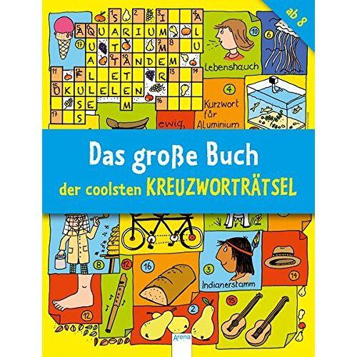 Deike Press - Das große Buch der coolsten Kreuzworträtsel ab 8 - Preis vom 10.05.2021 04:48:42 h