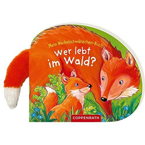 - Mein Wackelschwänzchen-Buch: Wer lebt im Wald? - Preis vom 20.10.2020 04:55:35 h