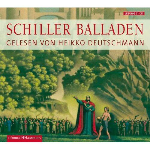 Friedrich Schiller - Balladen - Preis vom 06.09.2020 04:54:28 h